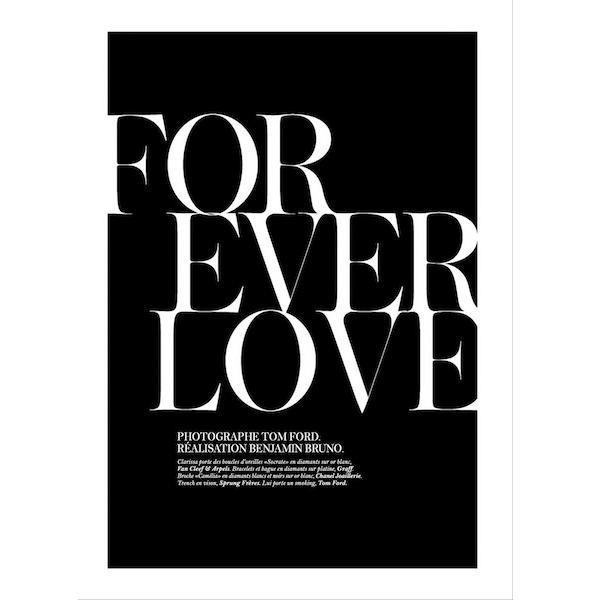 Гид по новому номеру французского Vogue под редакцией Тома Форда. Изображение № 19.