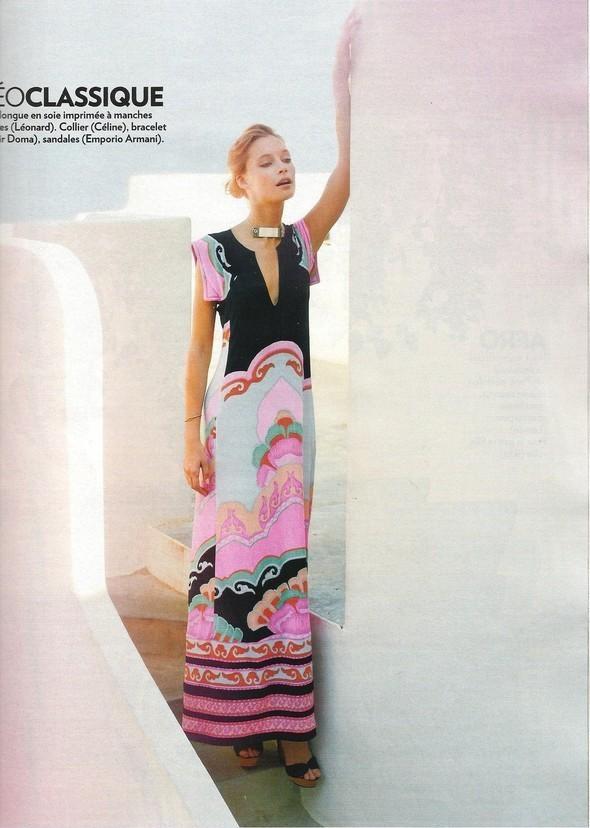 Изображение 120. Съемки: Harper's Bazaar, Industrie, Vogue и другие.. Изображение № 38.