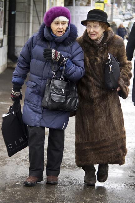 Изображение 7. Moscow street look.. Изображение № 7.