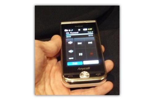 Samsung W7900. Изображение № 2.