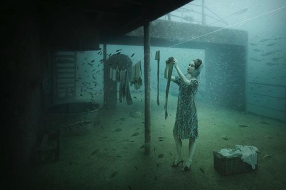 Подводная повседневная жизнь. Изображение №7.