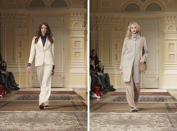 Изображение 4. A'la Russe FW 2011: пальто в пол и широкие брюки.. Изображение № 4.