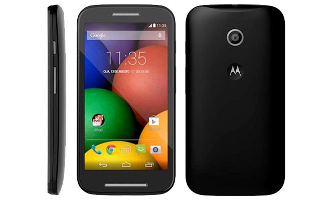 Появились изображения первого смартфона Motorola после её продажи Lenovo . Изображение № 1.