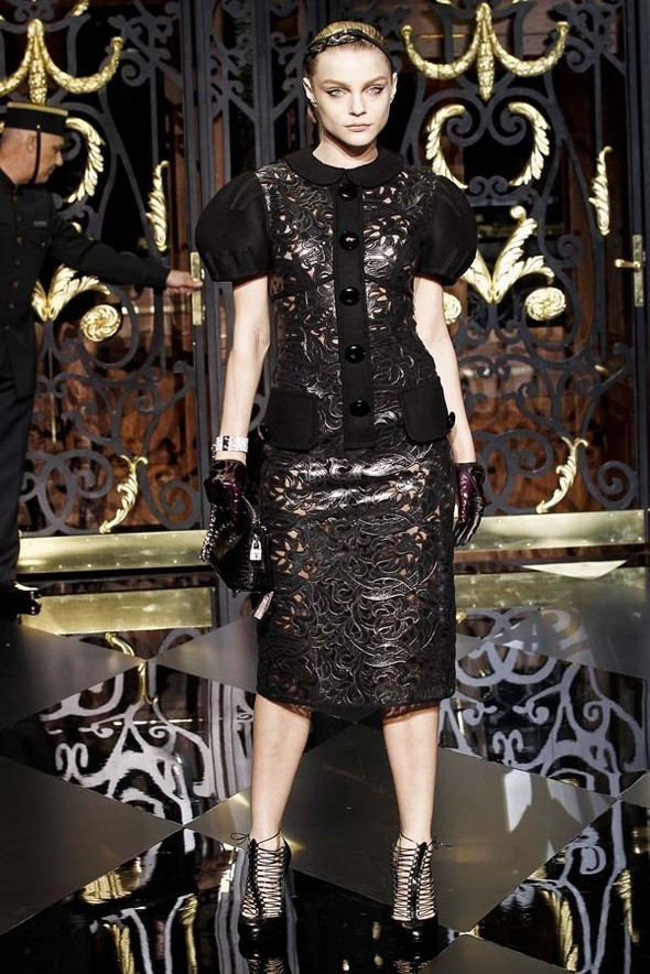 Изображение 51. Louis Vuitton Fall 2011.. Изображение № 51.