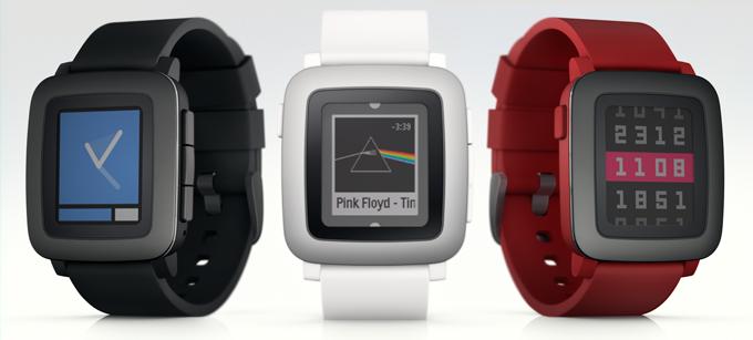 На Kickstarter показали новые смарт-часы Pebble Time. Изображение № 1.
