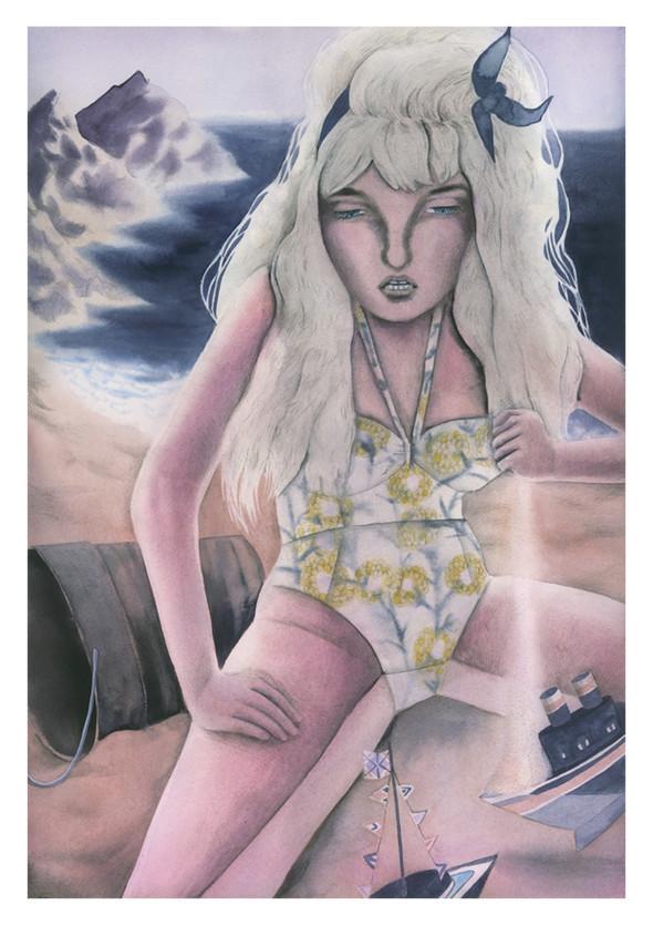 Иллюстрации Riikka Sormunen. Изображение № 28.