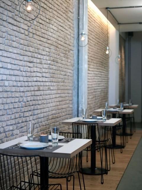Место есть: Новые рестораны в главных городах мира. Изображение № 139.