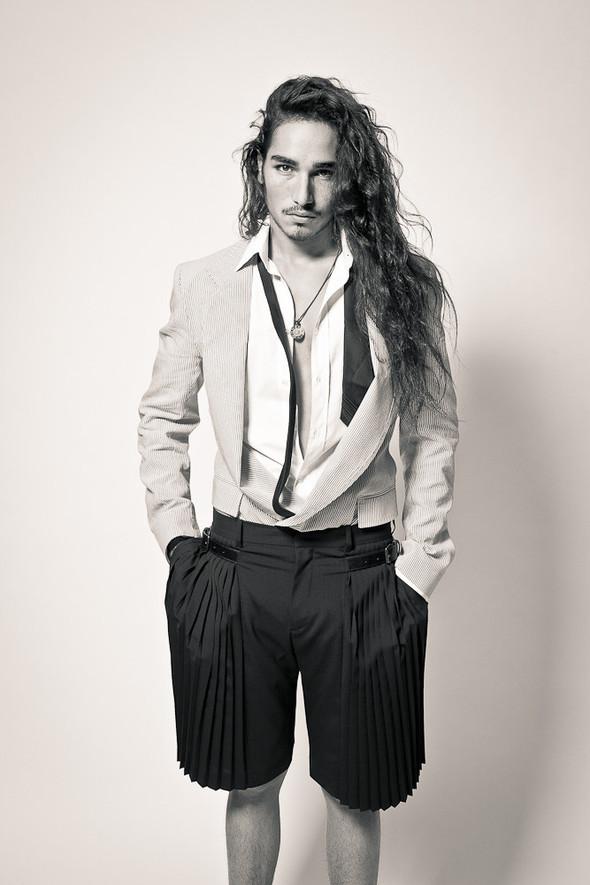 Лукбук: Jean Paul Gaultier SS 2012 Men's. Изображение № 14.
