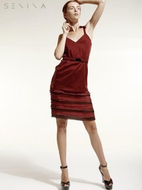 Лукбук: SENINA FW 2011. Изображение № 6.