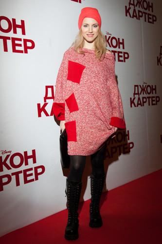 Ретрофутуризм. В Москве прошла премьера фильма «Джон Картер». Изображение № 14.