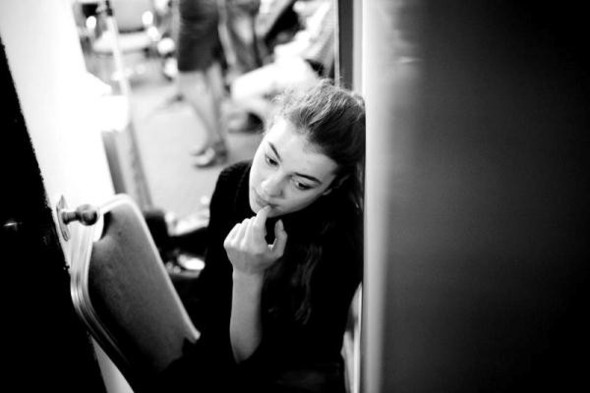 BACKSTAGE: Liudmila Norsoyan весна-лето 2012. Изображение № 15.