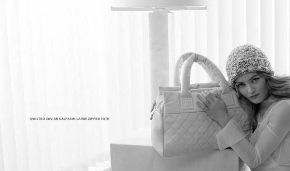 Chanel Cocoon и Vanessa Paradis. Изображение № 13.