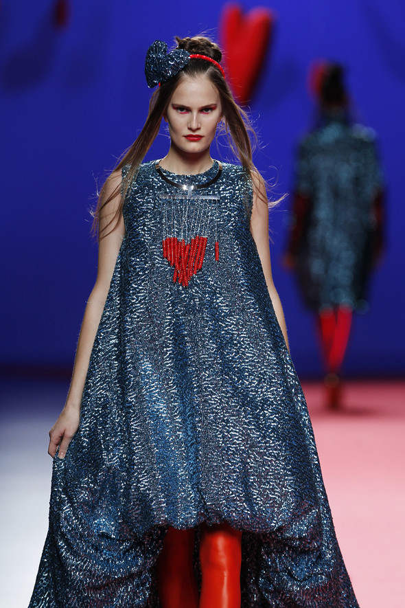 Испанцы Fall Winter 2011/2012: AGATHA RUIZ DE LA PRADA. Изображение № 29.