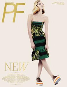 Изображение 20. Весенне-летняя коллекция Prada на обложках и в блогах.. Изображение № 23.