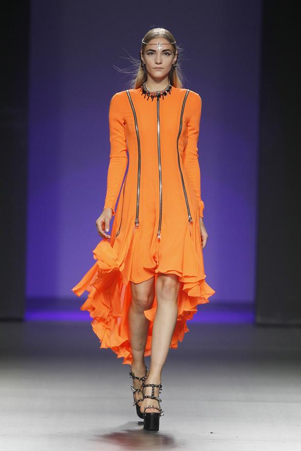 Madrid Fashion Week A/W 2012: Maria Escote. Изображение № 9.