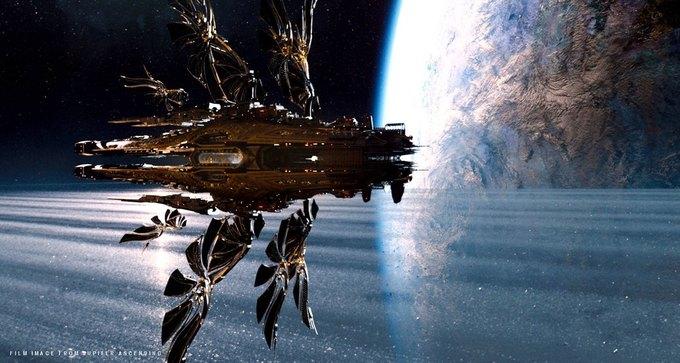 Художник «Восхождения Юпитер» выложил концепты к фильму. Изображение № 18.