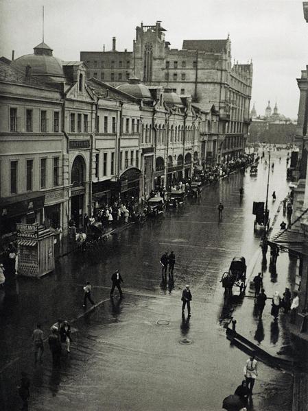 Угол Кузнецкого и Петровки.. Изображение № 25.