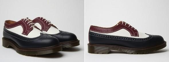 Мужская обувь: броги и ботинки. Изображение № 8.