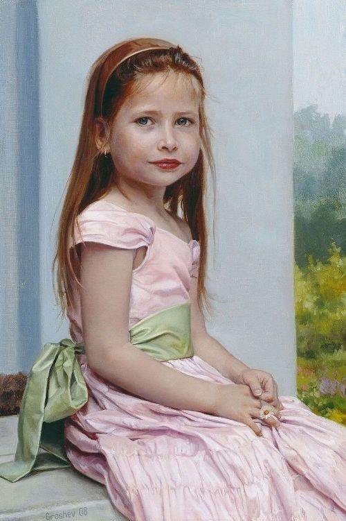 Мастер живописи — Слава Грошев (Slava Groshev). Изображение № 2.