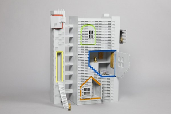 Заха Хадид и 19 других архитекторов создают кукольные домики. Изображение № 3.