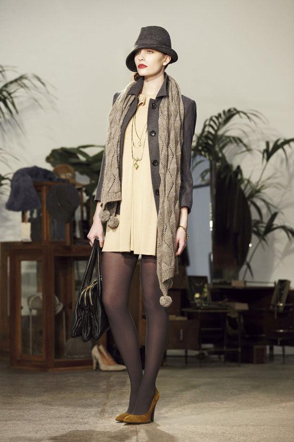 Ретро всегда в моде. Aniye By, осень-зима 2012/13. Изображение № 27.