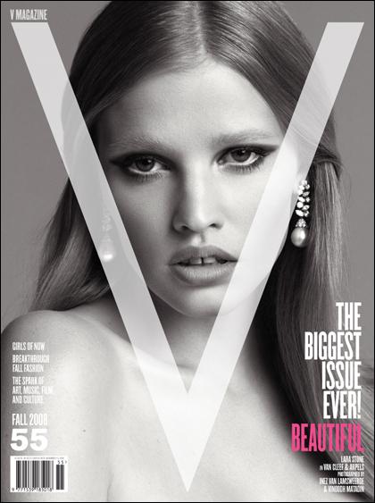 14 вариантов. 1 обложка. Vmagazine. Изображение № 10.
