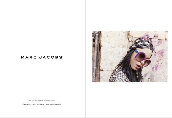 Кампания: Marc Jacobs SS 2012. Изображение № 13.