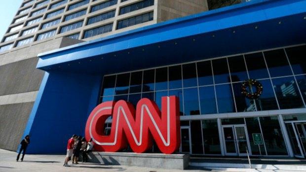 Штаб-квартира CNN в Атланте, штат Джорджия. Изображение № 1.