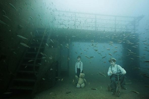 Подводная повседневная жизнь. Изображение №5.