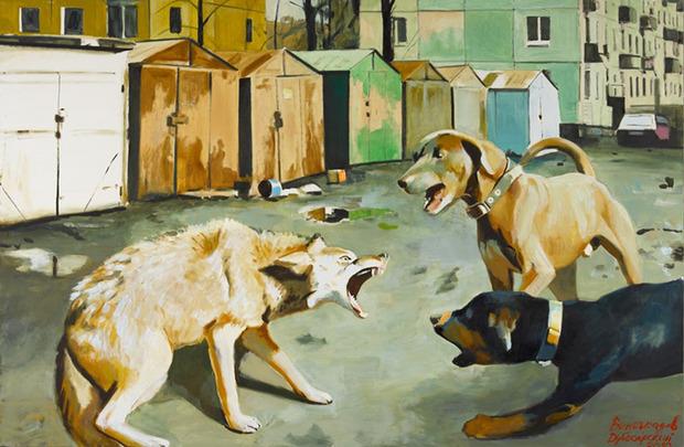 """Александр Виноградов, Владимир Дубосарский, """"Stranger"""", 2010.. Изображение № 2."""