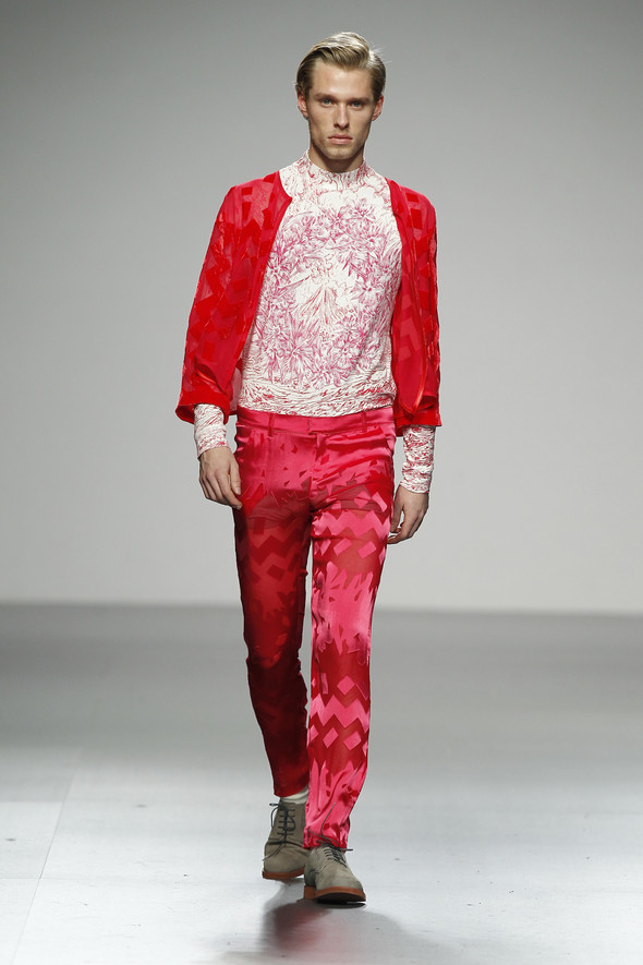 Madrid Fashion Week A/W 2012: River William. Изображение № 17.