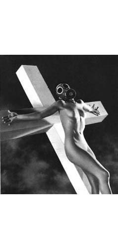 Части тела: Обнаженные женщины на винтажных фотографиях. Изображение №122.