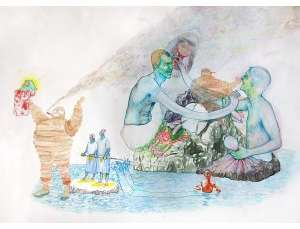 Гид по сюрреализму. Изображение № 182.