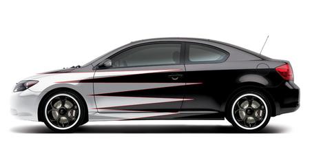 Scionбюджетный вариант дизайнерских авто избудущего. Изображение № 5.