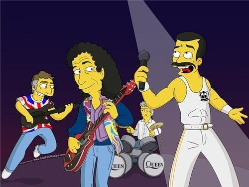 Bands to watch in Simpsons. Изображение № 31.