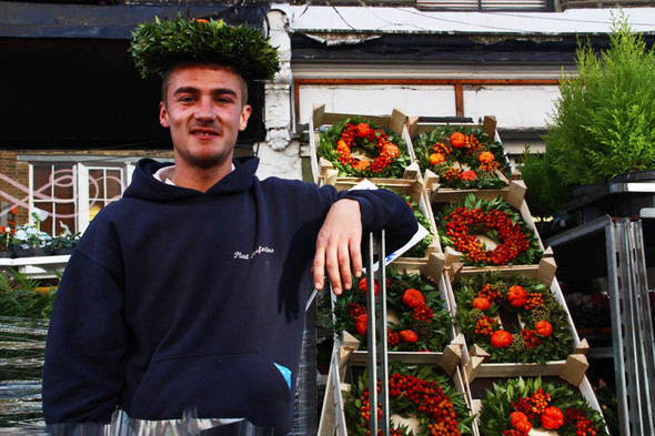 Columbia Road Flower Market/Цветочный рай. Изображение № 5.