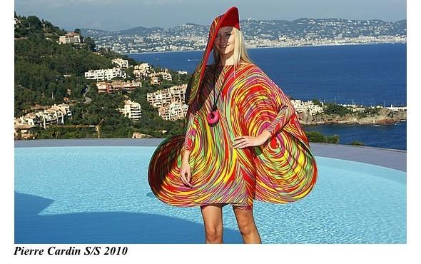 Модному дому Pierre Cardin исполнилось шестьдесят лет. Изображение № 9.