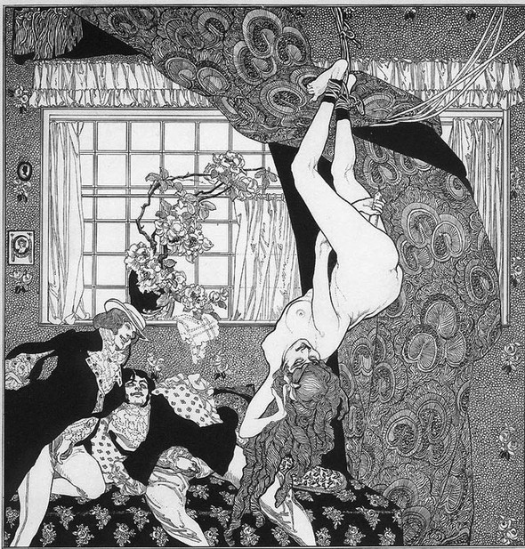 Декадент Франц фон Байрос. Изображение № 10.