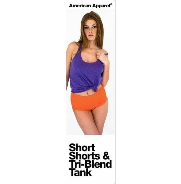 Превью рекламной кампании American Apparel. Изображение № 12.