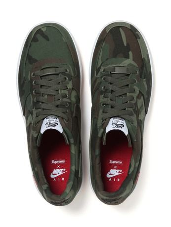 Nike поработали с DSM и Supreme к юбилею Air Force 1. Изображение № 12.