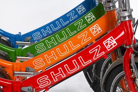 Складные велосипеды Shulz. Изображение № 6.