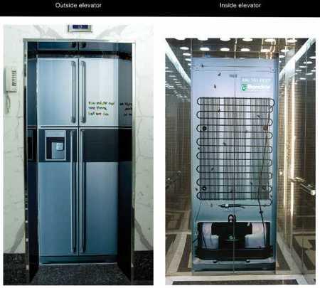 Лифты – затейники. Вертикальная жизнь. Изображение № 11.
