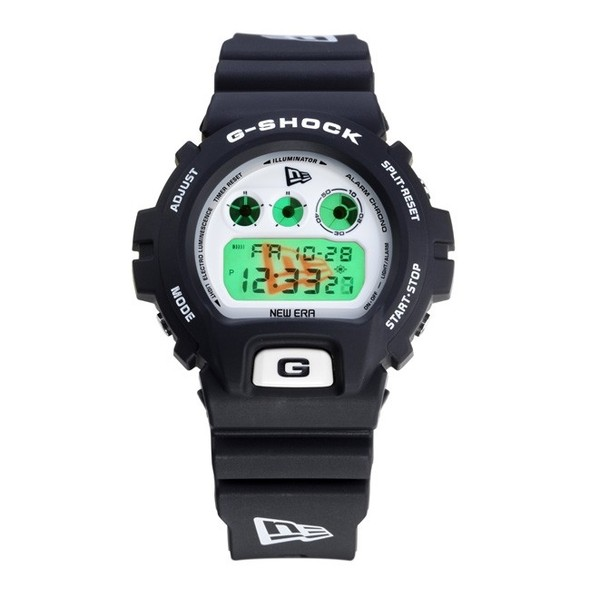 Casio G-Shock DW6900 и New Era. Изображение № 2.