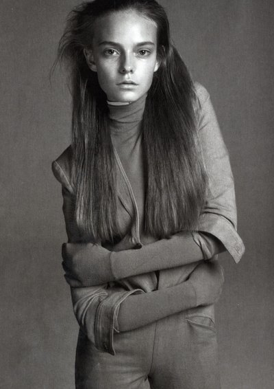 Top50. Девушки. Models. com. Изображение № 3.