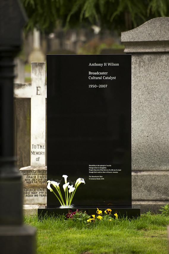 Мемориал Тони Уилсона. Изображение № 1.