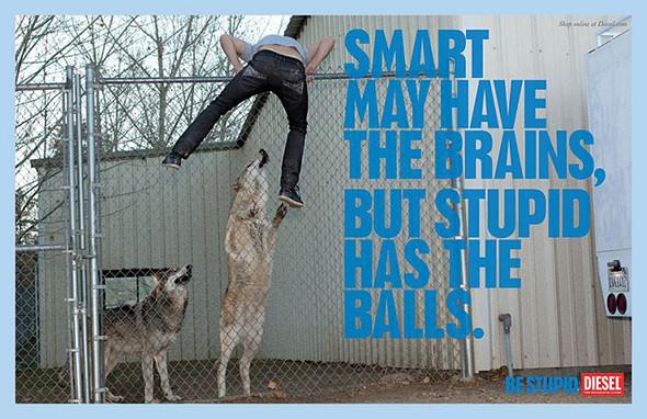 Кампания Be Stupid. Изображение № 37.