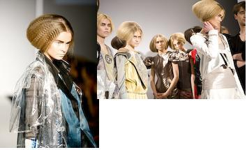 London Fashion Week. Hairlooks. Part 2. Изображение № 18.