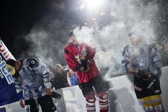 Изображение 3. Финляндия взяла реванш в Москве 26 февраля (Red Bull Crashed Ice 2011).. Изображение № 3.