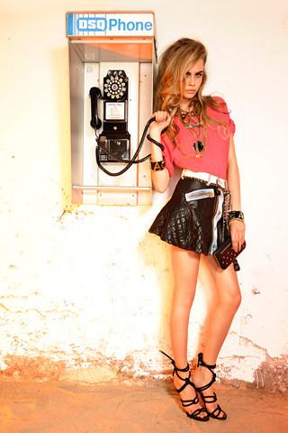 Коллекции Resort 2013: Dsquared², Francesco Scognamiglio, Versace и другие. Изображение № 2.