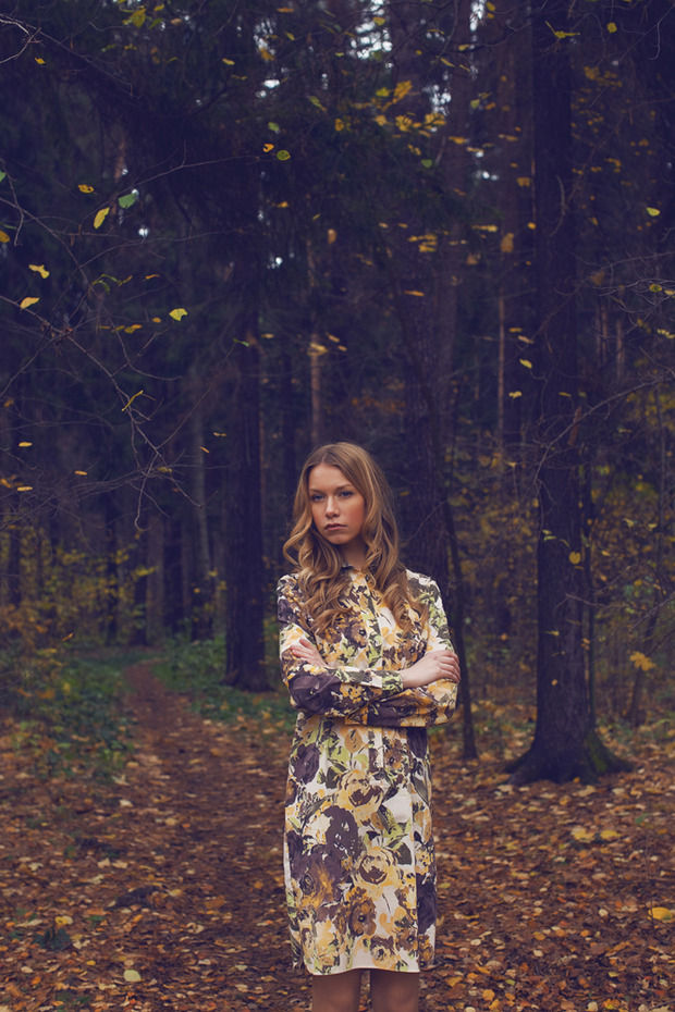 "Новый lookbook ANaзarova ""Fairy Tale"" Fall-Winter 2012-2013. Изображение № 9."